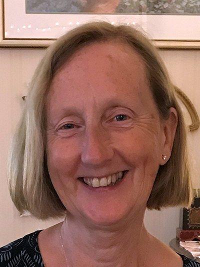 Ann Jackman, Board Treasurer